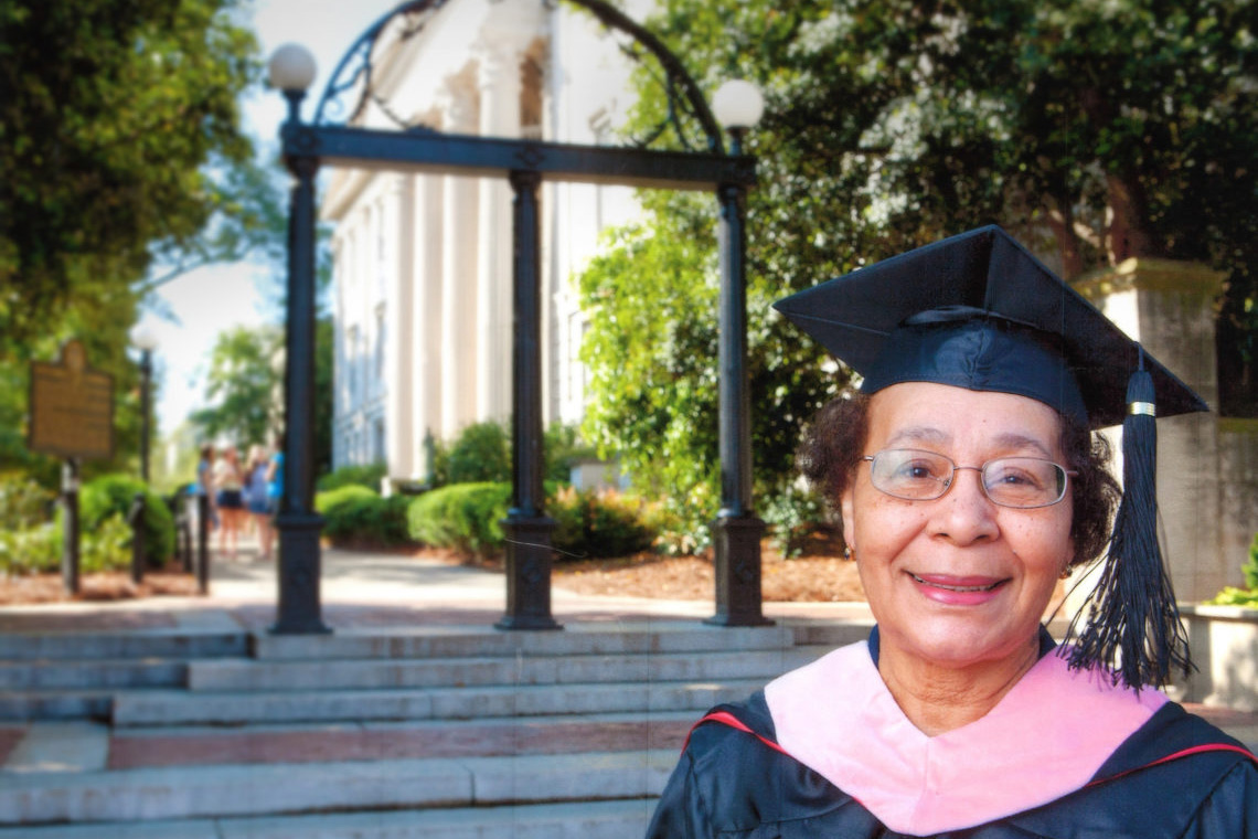 Mary Frances Early – who became the first African American to graduate from the University of Georgia in 1962 – is being honored by UGA as a courageous trailblazer. But her influence extends far beyond Athens. For more than five decades, Early, who is now 82 and living in Decatur, has been a passionate advocate for music education in Georgia and the nation.