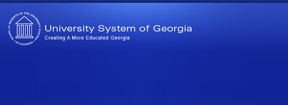 The Board of Regents of the University System of Georgia was created in 1931 as a part of a reorganization of Georgia's state government. With this act, public higher education in Georgia was unified for the first time under a single governing and management authority.