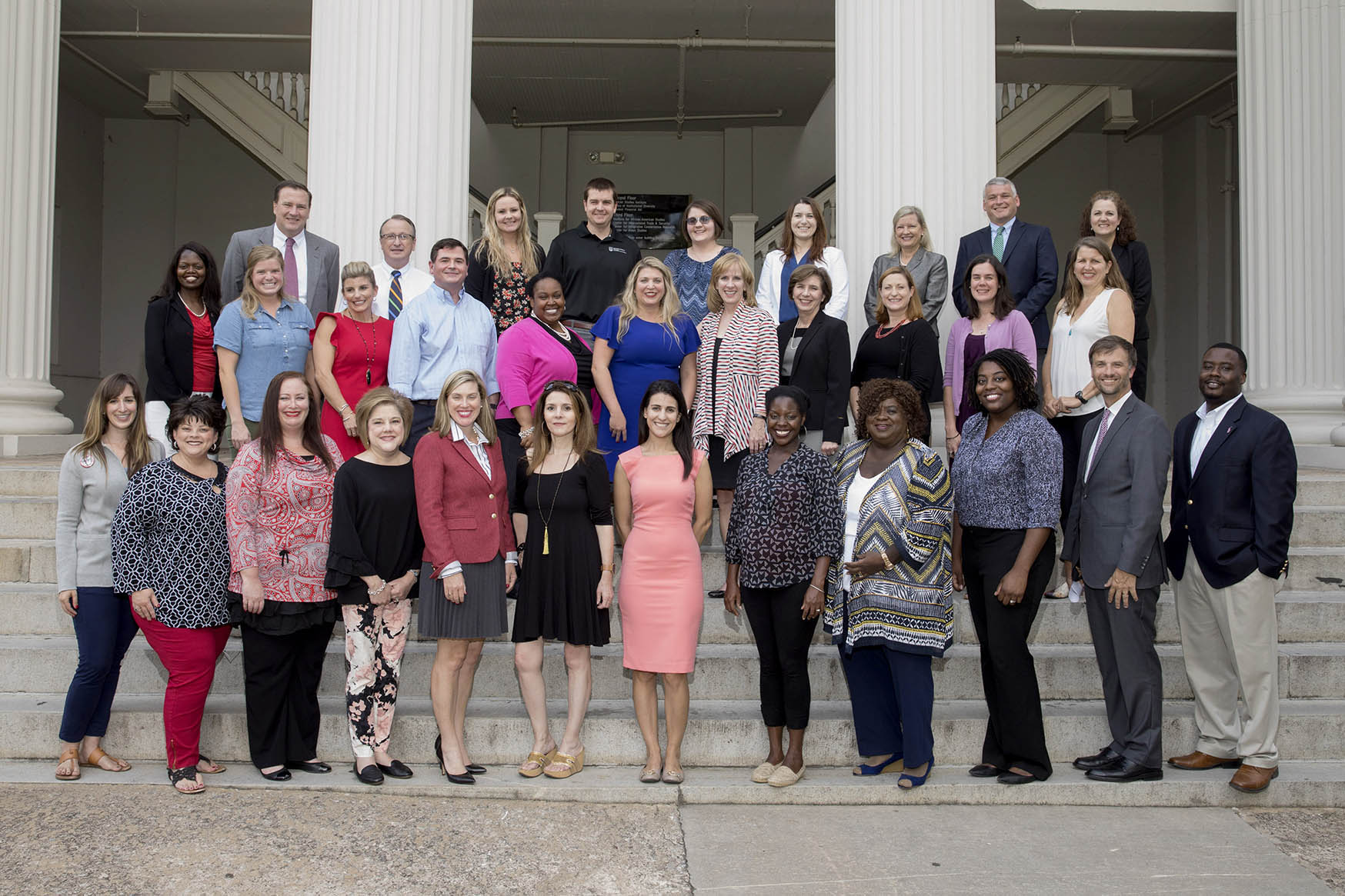 More than 70 UGA faculty and staff members were recently recognized for earning the UGA Diversity and Inclusion Certificate, which is presented to employees who voluntarily complete six courses covering a variety of diversity-related topics.