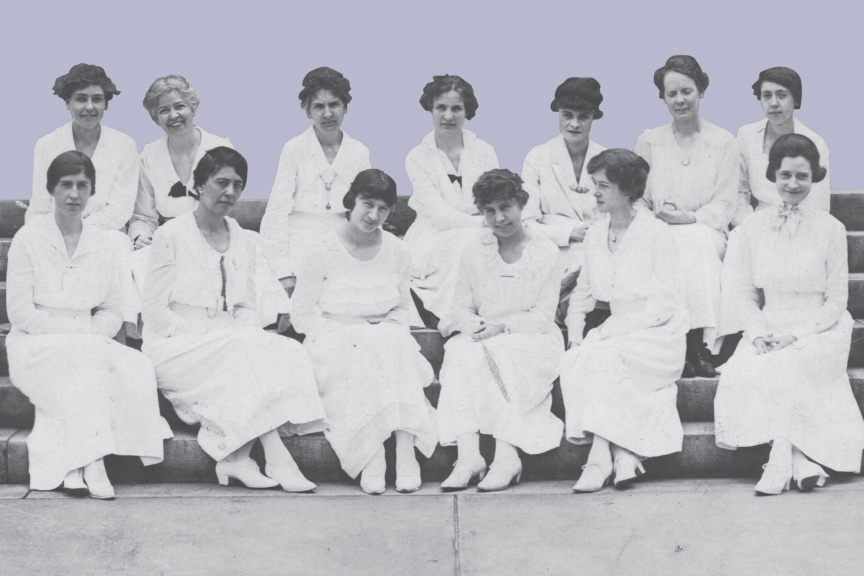 In honor of Women's History Month, the University of Georgia is hosting a series of events and recently celebrated the 100th anniversary of the first class of undergraduate women to enroll.