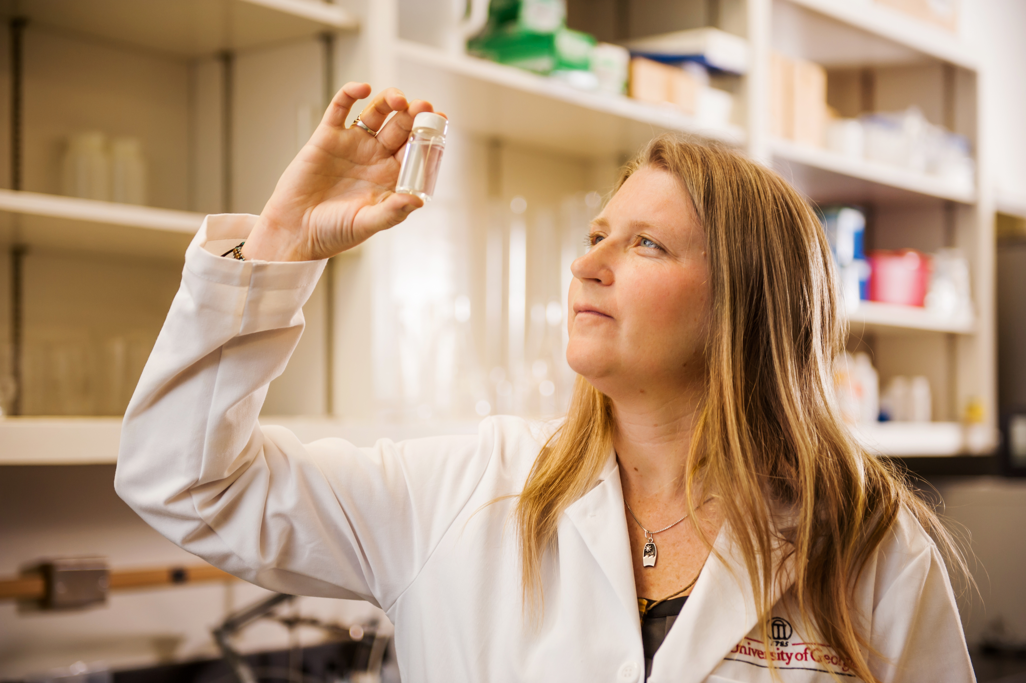 Associate professor of engineering Jenna Jambeck is one of the world's foremost experts on microplastic pollution in the oceans.