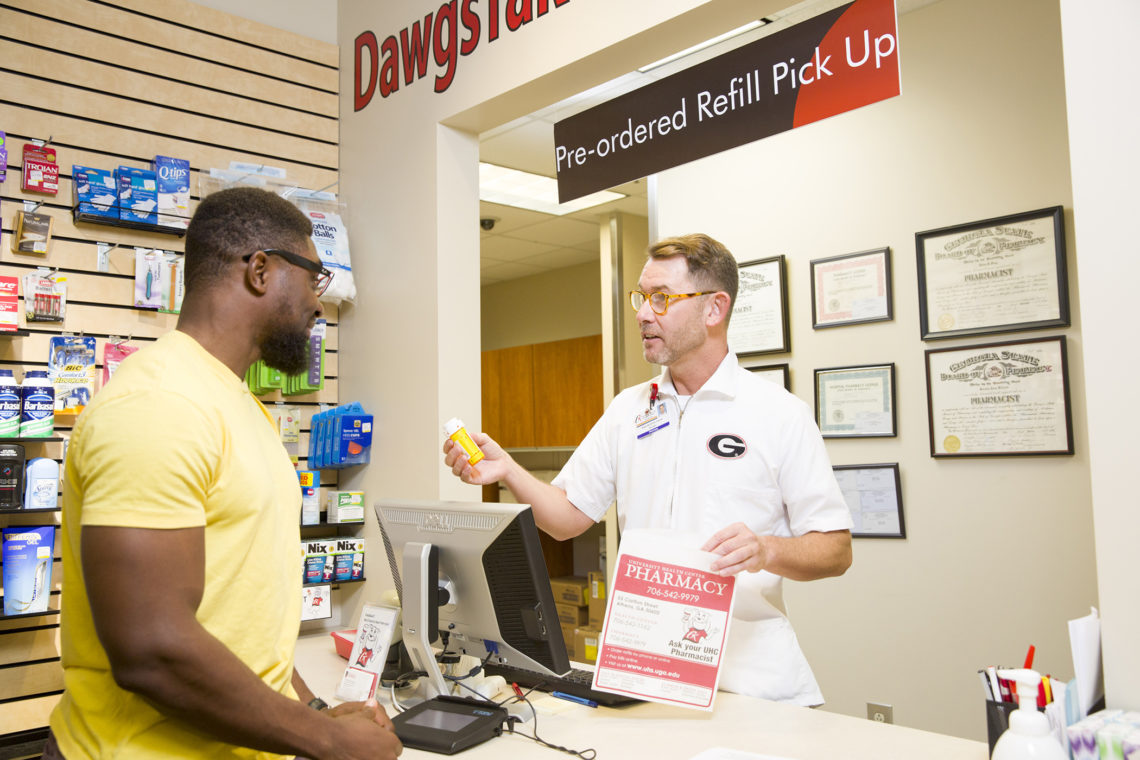 A new dual degree program will enable UGA graduate students to earn a Doctor of Pharmacy degree and an MBA in just five years.